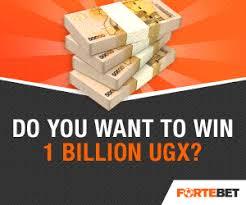 Win 1 Billion UGX
